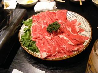 伊勢広 - すきやきの肉