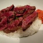 BeefGarden - ローストビーフ丼