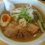 らーめん 孫子 - 料理写真:みそらーめん(750円)