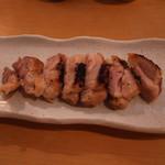 65551676 - 「京赤地鶏もも肉塩焼」