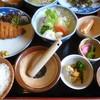 八幡 - 料理写真:とんかつ定食(税込950円)