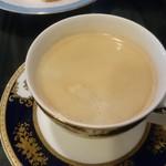 フルーツハウス アマヌマヤ - (20170416) 泡立ちコーヒー