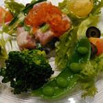 オリーブオイル料理専門店 A・Olio -