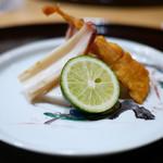 豪龍久保 - 本みる貝とばちこ