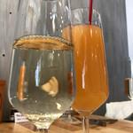 グルテンフリーバル ハパ! - ランチの飲み放題ワイン