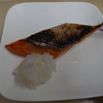 松林堂 - 焼鮭