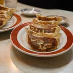 中華料理 大宝 - 餃子