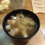 65558886 - 味噌汁