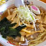 65559875 - 支那竹チャーシューメン【料理】