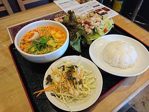 ミョー ミャンマー - 日替わり定食
