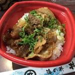 海鮮市場 丼丸 高井田店 - 牛カルビ丼(540円)