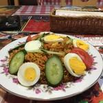 インド・ネパール料理 ディップキッチン - チキンビリヤニ(インド米利用の本場の味)