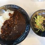 キリンキッチン - ハヤシライス大盛り