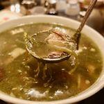 龍鳳 - せりのスープ