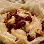 龍鳳 - 鶏肉の塩釜焼き