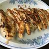 珍萬 虎居 - 料理写真:餃子