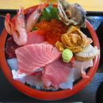 65563090 - H27.10 海鮮丼 ¥1,360