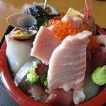 65563160 - H28.10 海鮮丼 ¥1,560