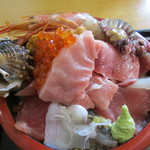 65563169 - H29.04 海鮮丼 ¥1,560