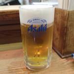 正宗屋 - 生ビール