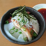 浜木綿 - ミニ海鮮丼