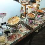 浜木綿 - 料理写真:洋食中心のバイキング