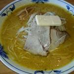 札幌館 - 味噌カレーバター大盛り