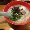 麺家おとみ - 料理写真:初号機 とんこつ