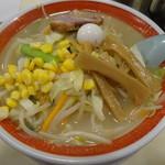 龍朋 - りゅうほうめん770円