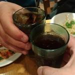 65566879 - ソフトドリンコで乾杯♪