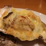 バール ウギャッデ - 牡蠣のグラタン