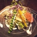 ひだまり庵 - セットサラダ