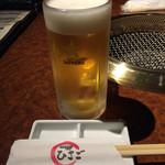 ひさご - 生ビール