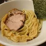 らー麺 鉄山靠 - 魚介豚骨つけめん850円(220g)