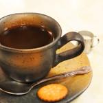 はまの屋パーラー - ホットコーヒー