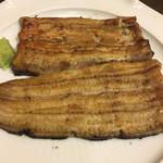 魚政 - 白焼特上(3,400円)