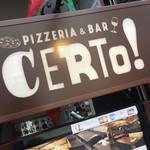PIZZERIA&BAR CERTO! -