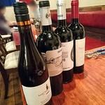 マルティニーク - 赤ワイン