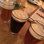 GOOD BARBEQUE - クラフトビールいろいろ。ボトルビールもあり。