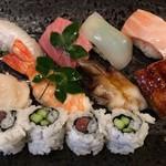 鮨 百歳 - 上寿司一人前