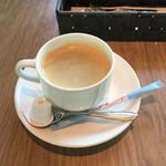 カフェアンドダイニング かもめのジョナサン - コーヒー
