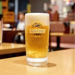 味仙 - ■生ビール 550円