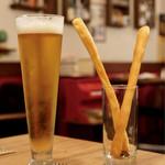 シクラメンテ - 料理写真:生ビール