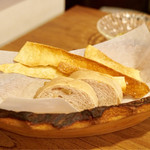 シクラメンテ - クルミのパン