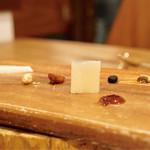 シクラメンテ - チーズ盛合せ