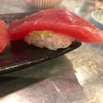 立ち寿司 まぐろ一徹 -