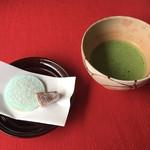 瑞龍寺 - 江出の月&くるみゆべし
