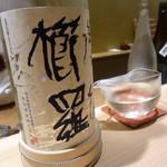 65581743 - 奈良のお酒を頂きました