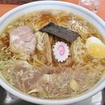 65582305 - 「ワンタン麺」(950円)です