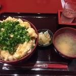割烹 喜芳 - フグ丼